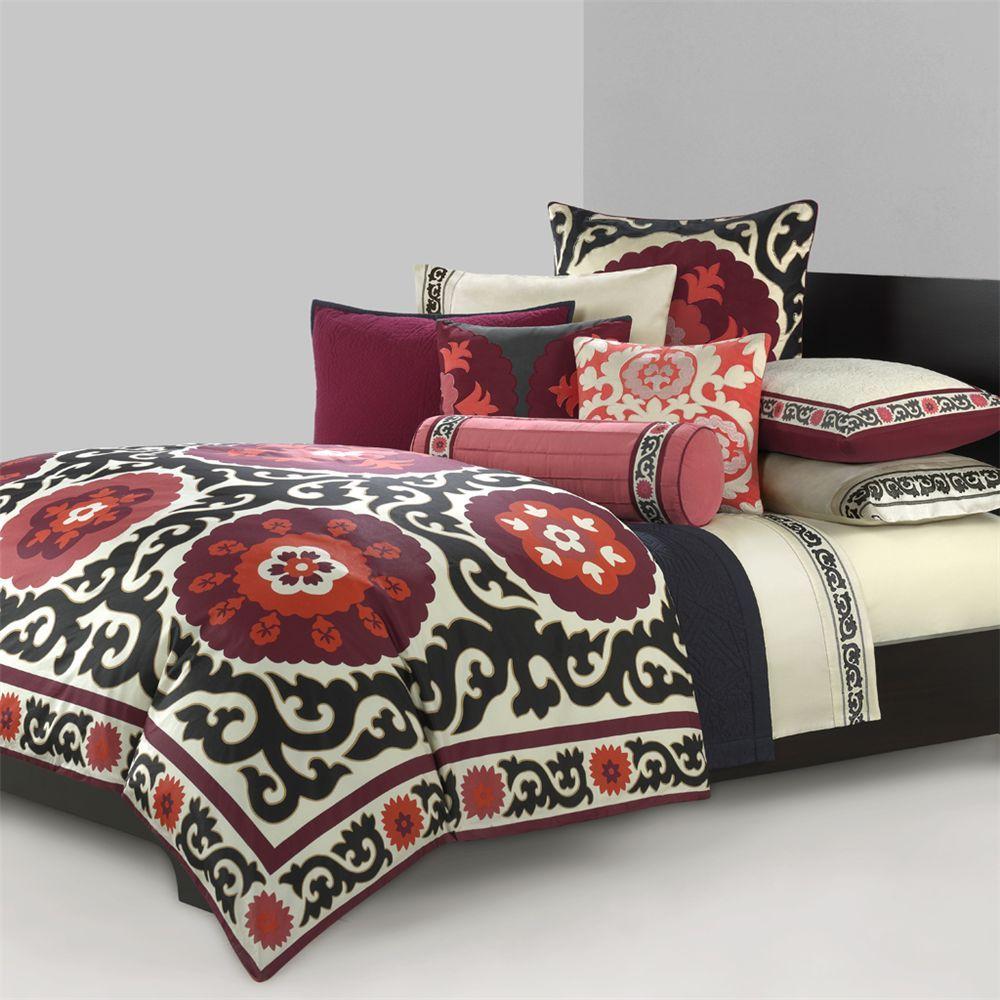 N Natori Samarkand Duvet Cover