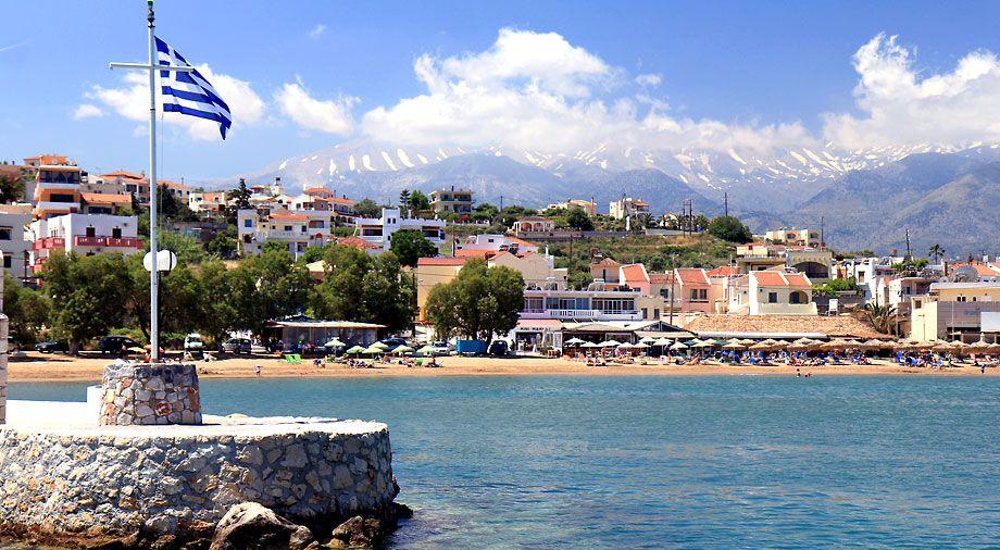 Kreikka Aurinkomatkat