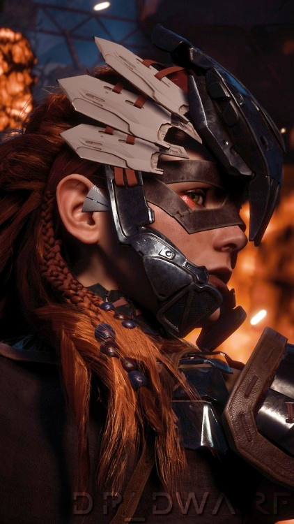 The Many Faces of Aloy