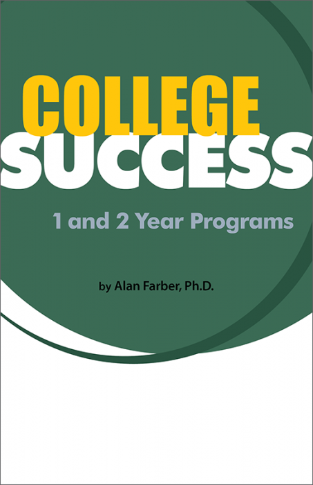 College Success 1 And 2 Year Programs College Success Academic Advising College