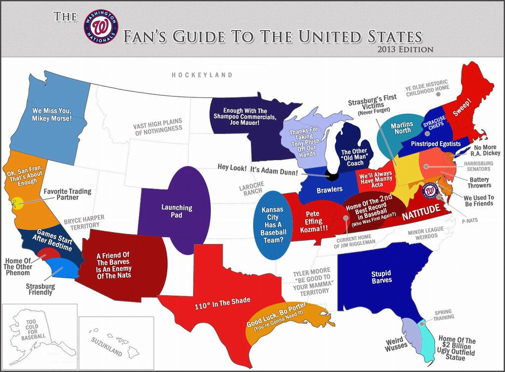 The washington nationals fans guide to the us httpwww the washington nationals fans guide to the us httpwashingtonpost sciox Gallery