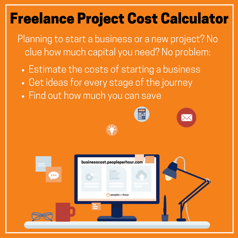 We Are Excited To Announce A Brand New Addition To Our Website In Just 9 Easy Steps We Help You Calculate Your S Start Up Freelancing Jobs Getting Things Done