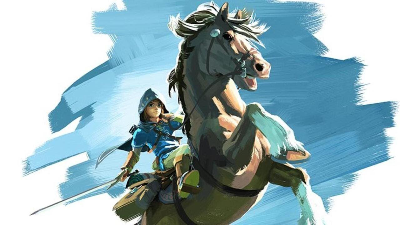A Closer Look at the Japan's Zelda: Art and Artifa