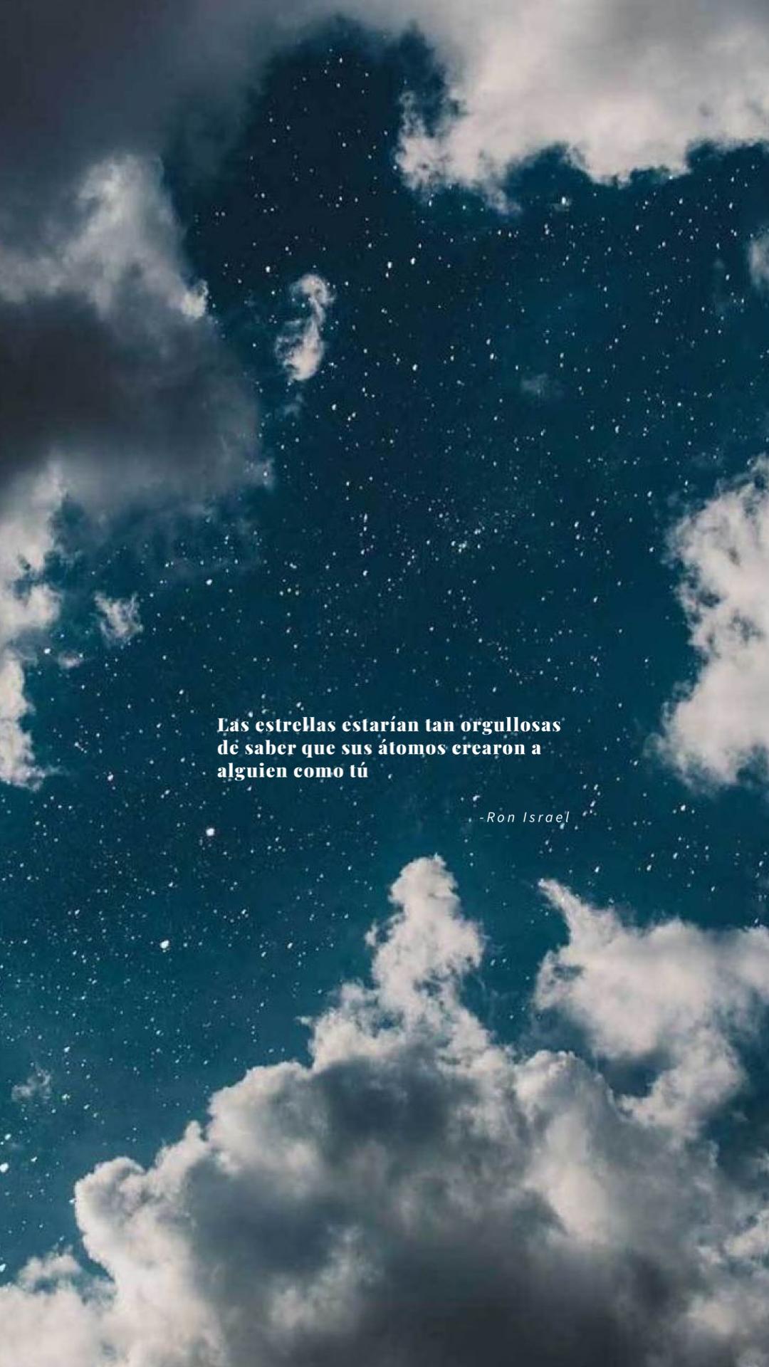 Wallpaper Sky Cloud Blue Frases Cielo Azul Frases Cielo Frases Instagram Cortas