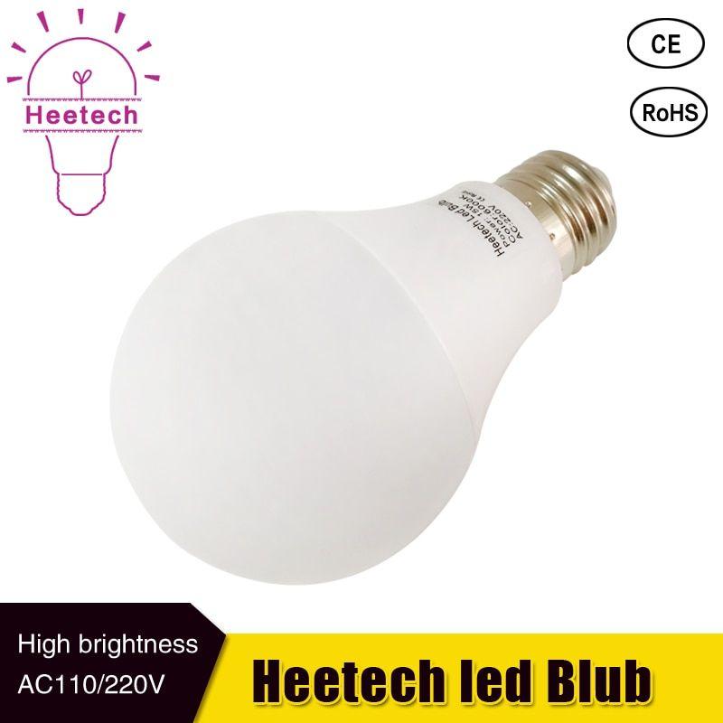 Led Bulb 230v 220v 110v E27 Led Lamp B22 Smd 2835 3w 5w 7w 9w 12w 15w Led Light Bulb For Home Price 8 99 Free Shipping Led Light Bulb