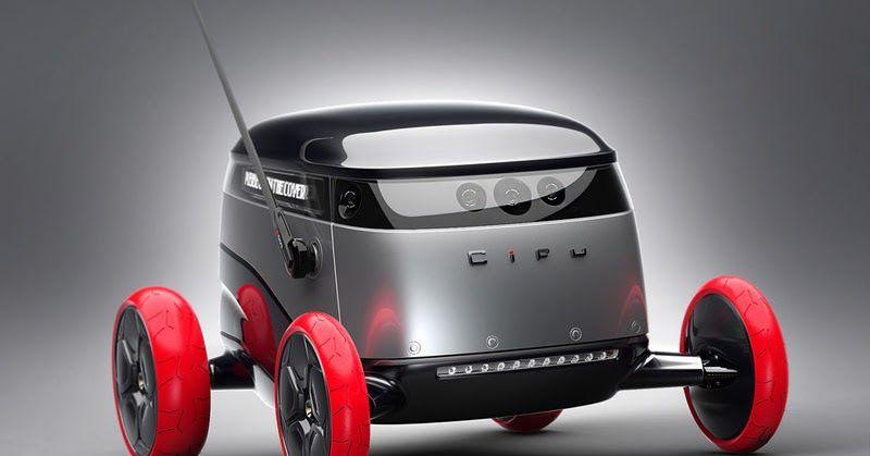 Urban Parcel Delivery Robots http://ift.tt/2zXpEjR