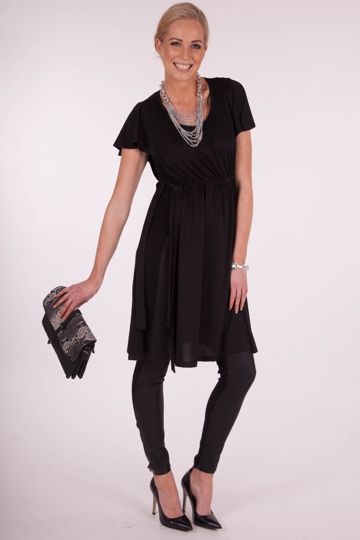 handpicked by birds Take a Bow Tunic and Skirt Set - Womens Tunics - Birdsnest Online Clothing Store