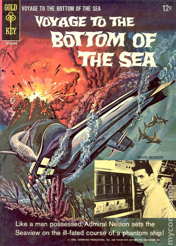 Image result for voyage to the bottom of the sea book