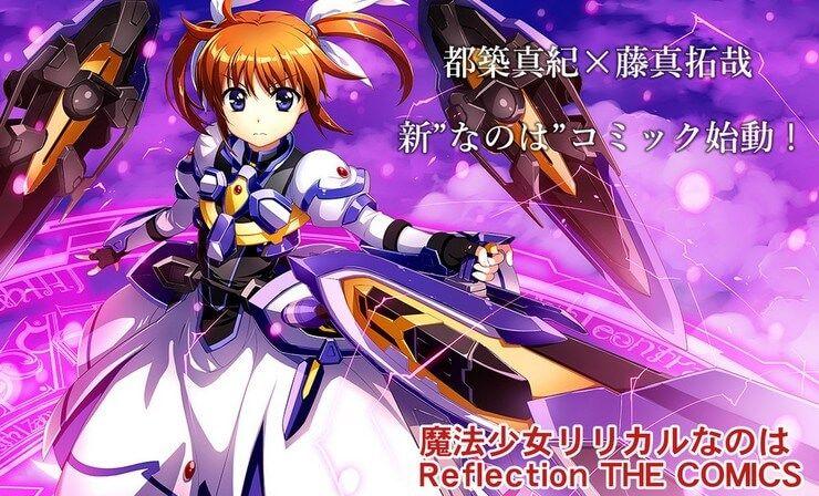 Manga 'Mahou Shoujo Lyrical Nanoha ViVid' Tamat, Namun