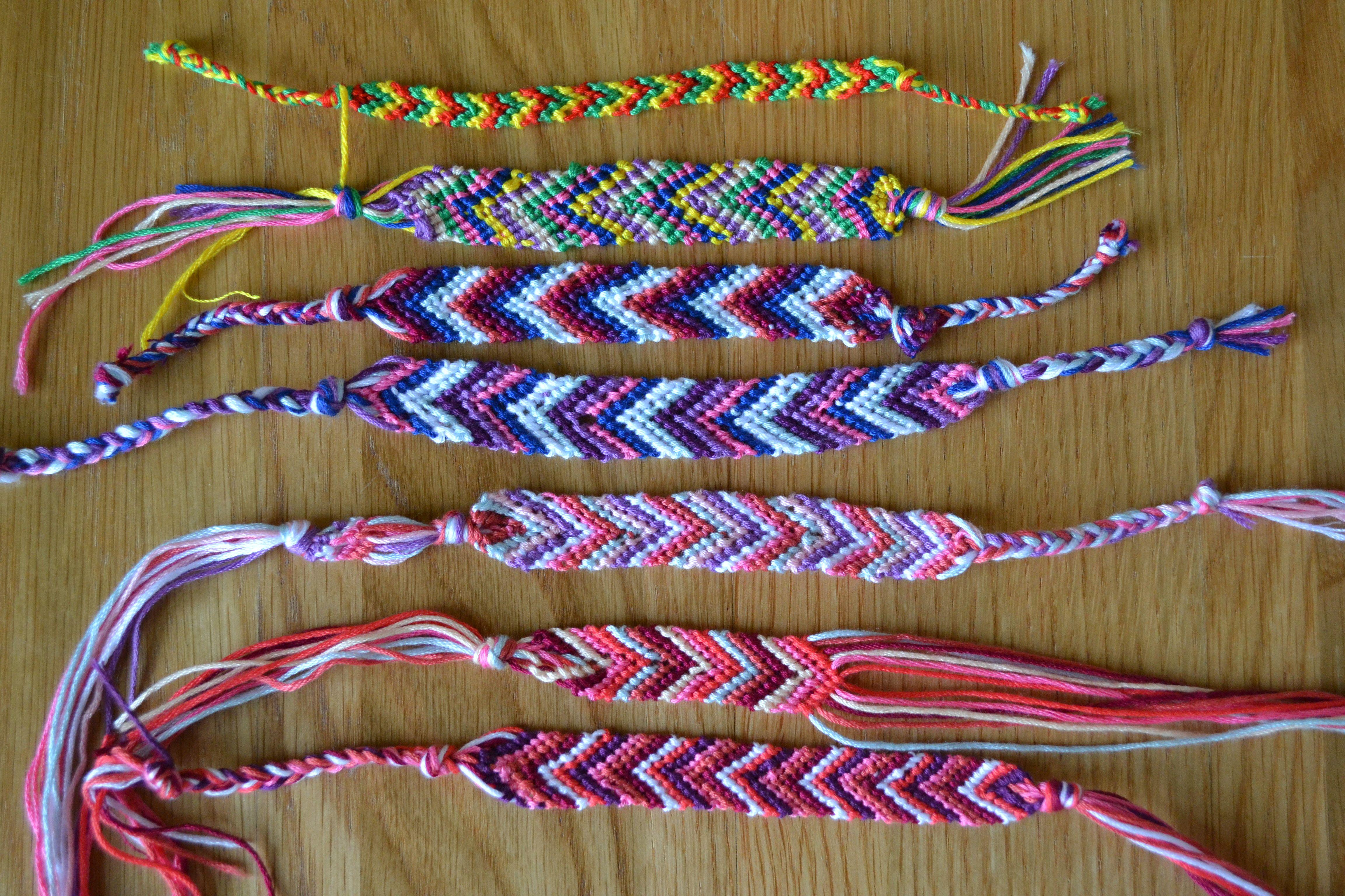 Chevron bracelet - Sisters Bracelet Tumblr
