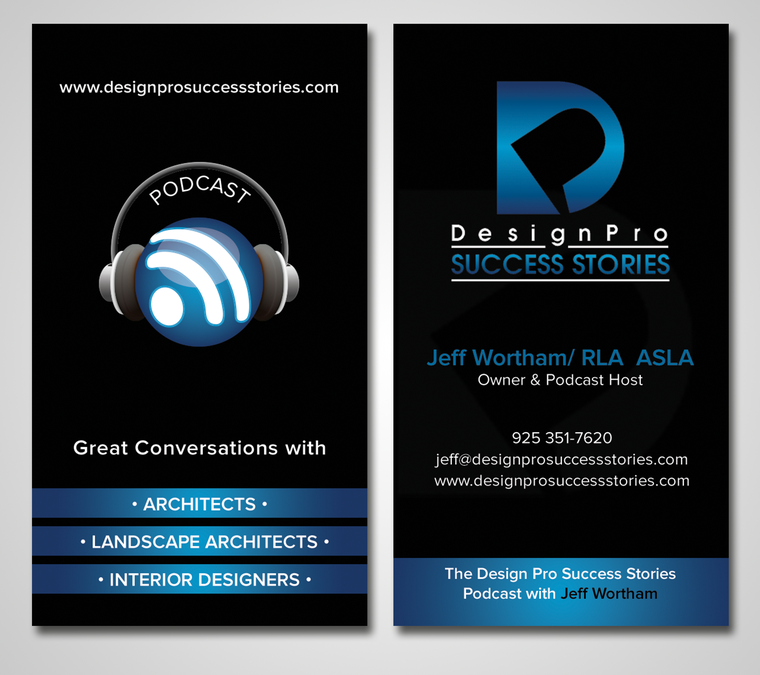 freelance Create an Eye Catching Business Card for Design ...
