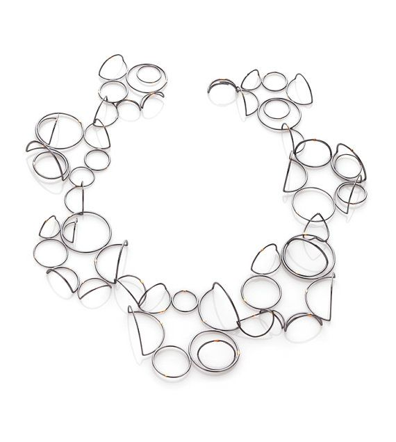 Amy Tavern - Cluster Necklace