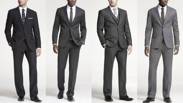 Men S Interview And Business Attire