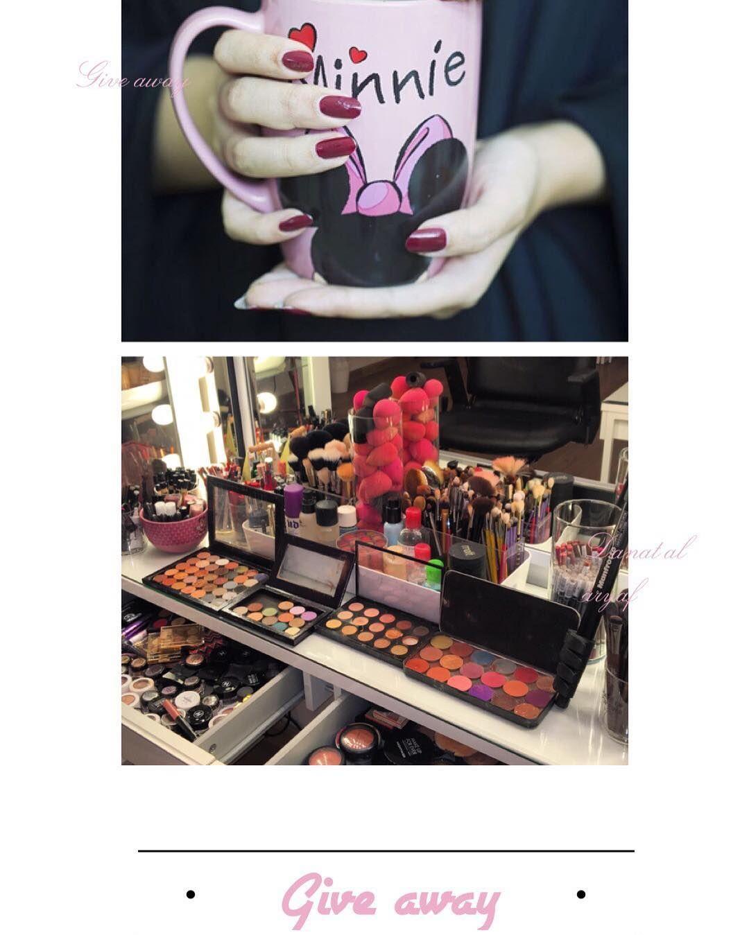 Instagram Photo By Waad Alturki Apr 23 2016 At 10 51am Utc Makeup Store Instagram Instagram Photo
