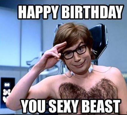 Happy Birthday Meme Happy Birthday Quotes Funny Sarcastic Happy Birthday Funny Happy Birthday Meme