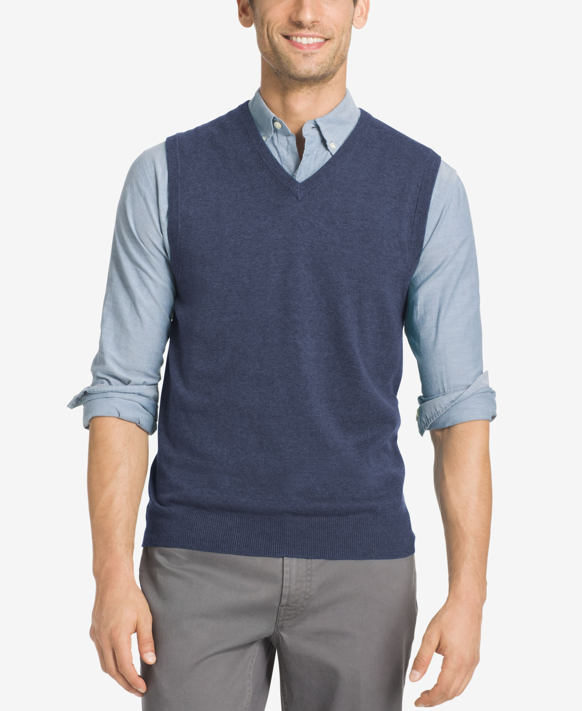 Izod Men's Campus Sweater Vest | Products | Pinterest | Products