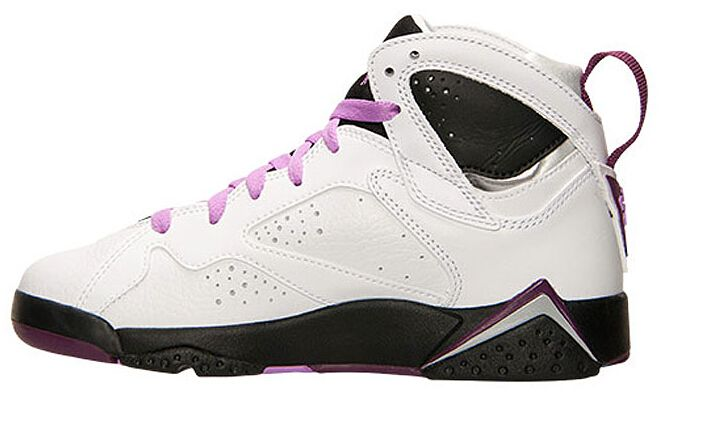 6f5889fd71b0 Air Jordan 7 GS Fuchsia Glow Color White Fuchsia Glow-Black-ML Berry Style  Code 442960-127 Release Date October 17