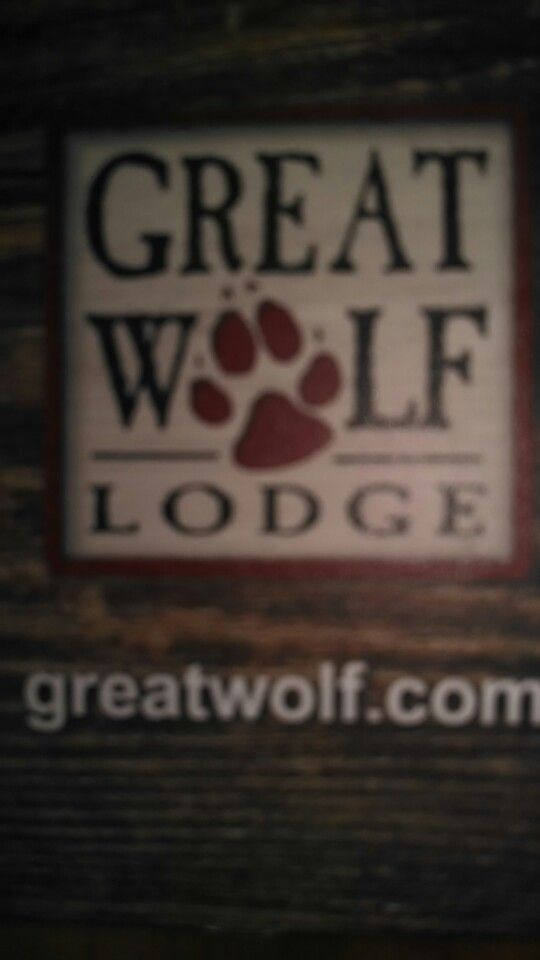 Indoor Waterpark at Great Wolf Lodge