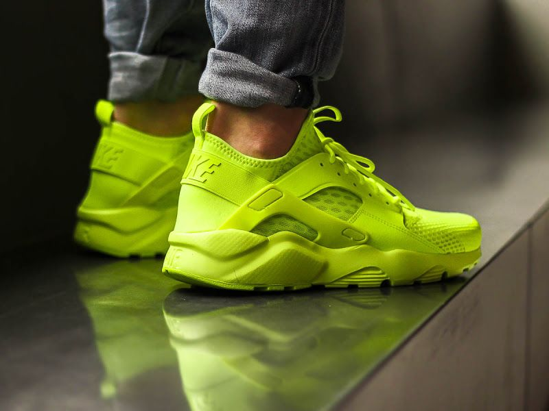 sale retailer 16d67 d7233 Nike Air Huarache Run Ultra BR (Volt) 833147-700