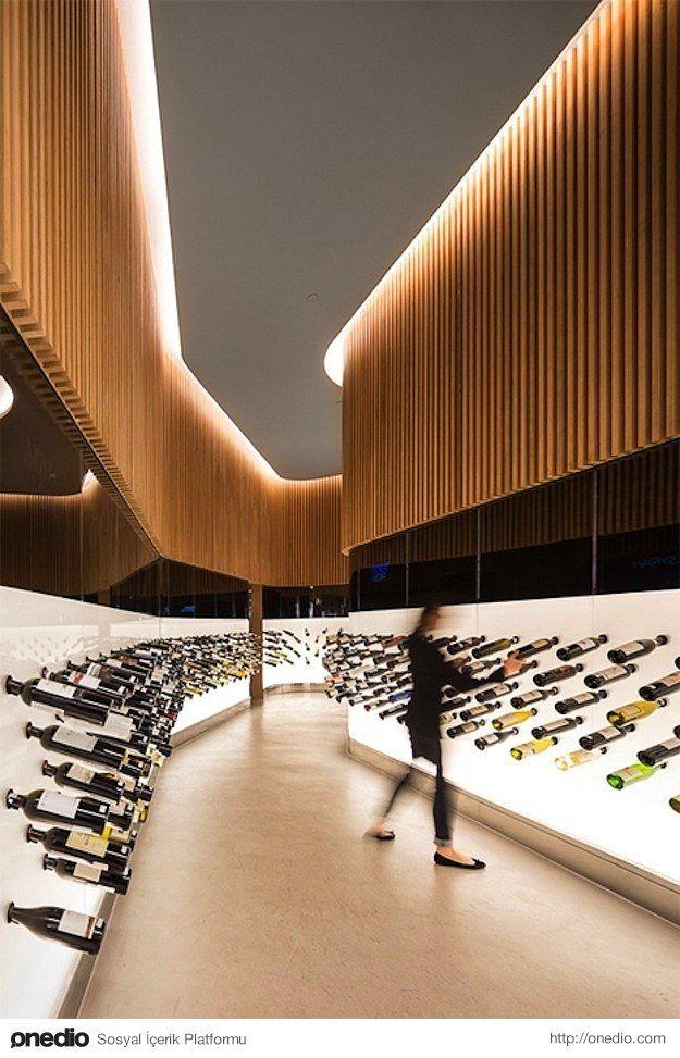 onedio.com'un arşivinden şarapseverler için rüya gibi mekanlar..