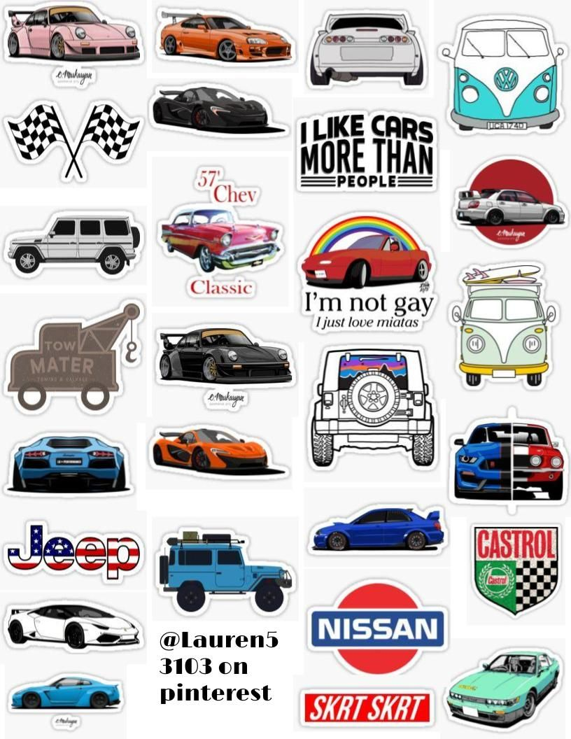 Car Stickers Sticker Bomb Wallpaper Laptop Stickers Diy Phone Stickers [ 1056 x 816 Pixel ]