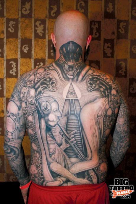 7e568ca21 Green Bay Tattoo Convention 09 - Black and Grey Tattoo | Big Tattoo Planet