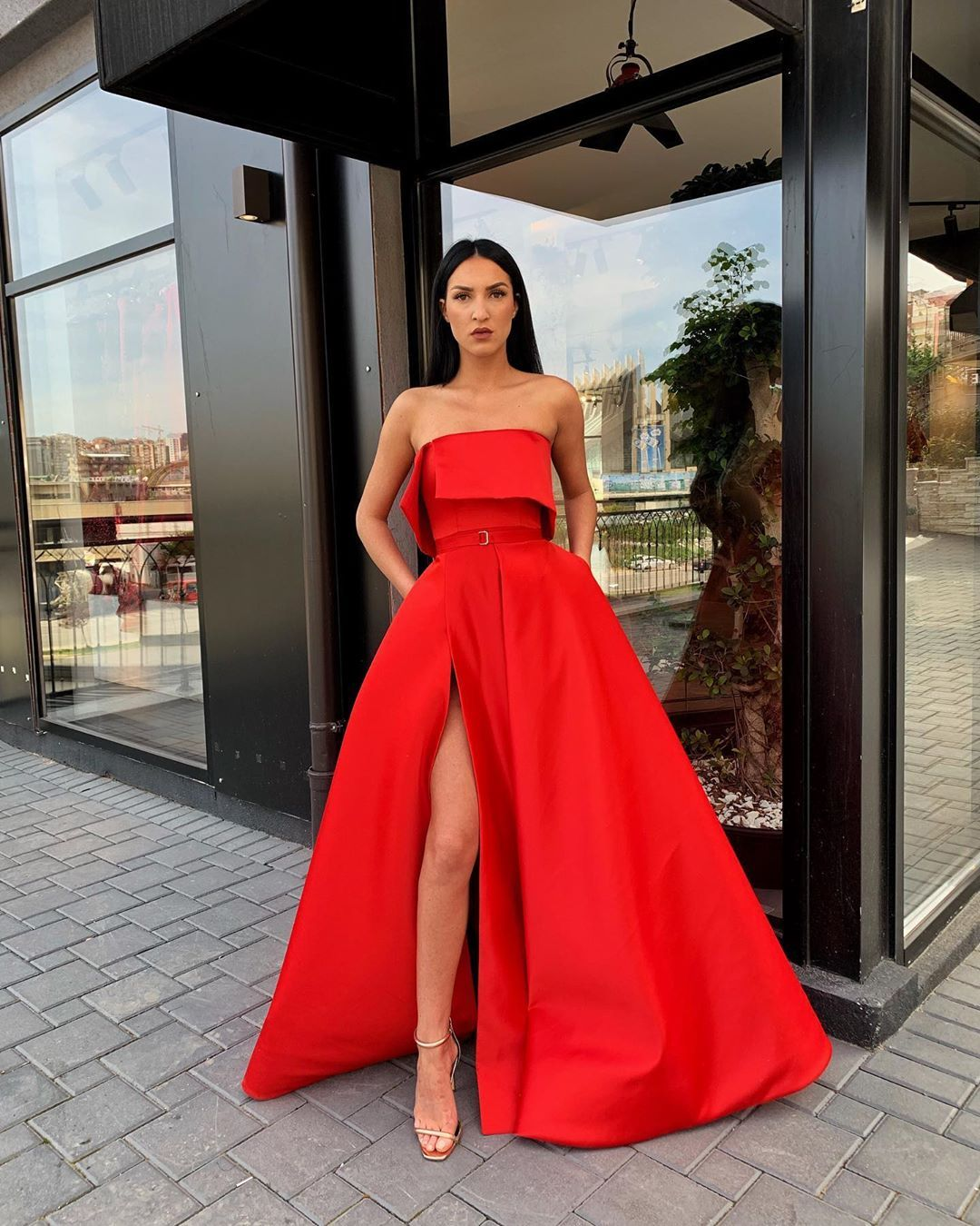 Most Beautiful Prom Dresses Ball Gown: Prom Girl Dresses, Trendy Prom