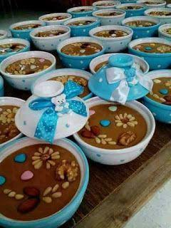 ديكور طمينة النفاس مجلة فحلات الجزائر Desserts Recipes Food