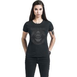 Photo of Iron Maiden Book Of Souls Damen-T-Shirt – schwarz – Offizielles Merchandise
