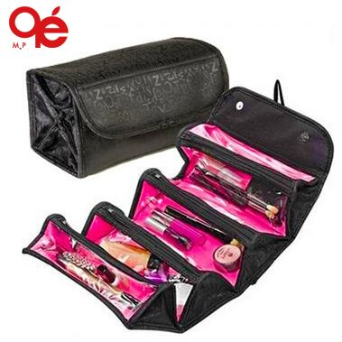 NEW arrival cosmetic bag fashion women makeup bag hanging toiletries travel  kit jewelry organizer  Affiliate f0ce0baad27b0