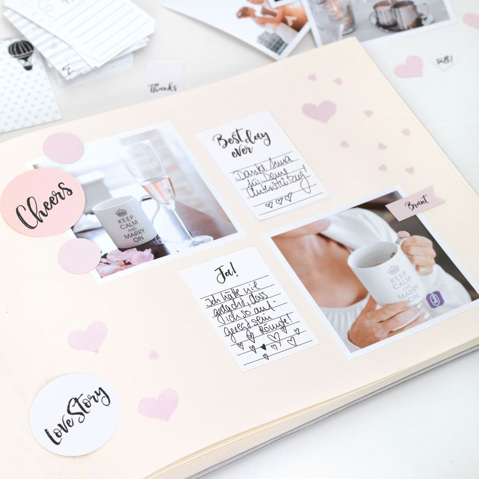 Photo of Hochzeitsalbum: Wundervolle Goodies zum Downloaden