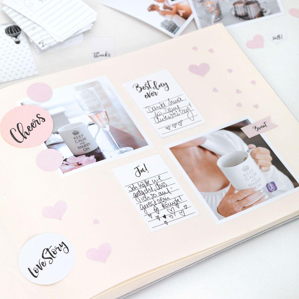Hochzeitsalbum Wundervolle Goodies zum Downloaden  Random  Fotoalbum hochzeit Hochzeitsalbum