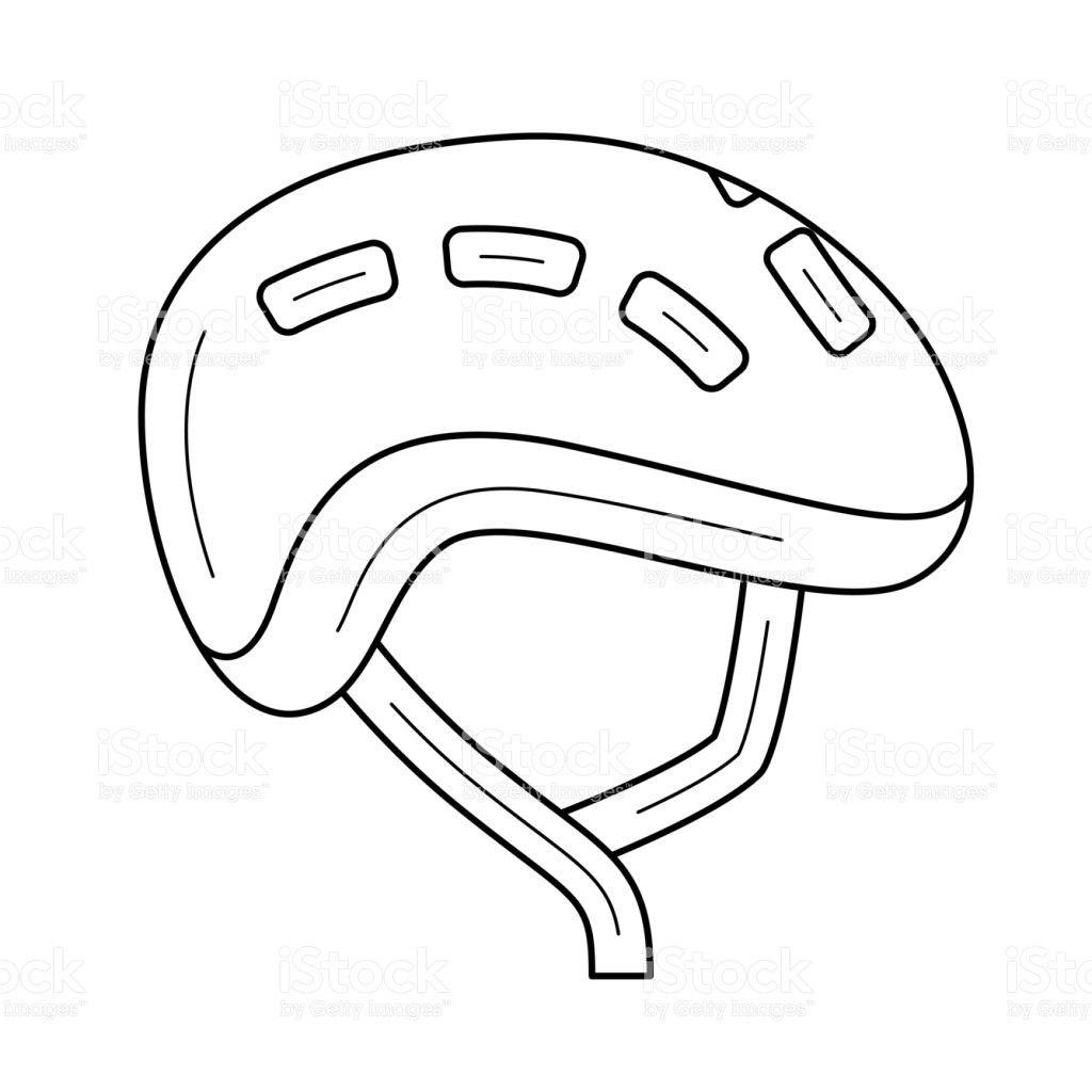 Bike Helmet Coloring Pages Bike Helmet Cute Coloring Pages Superhero Coloring Pages