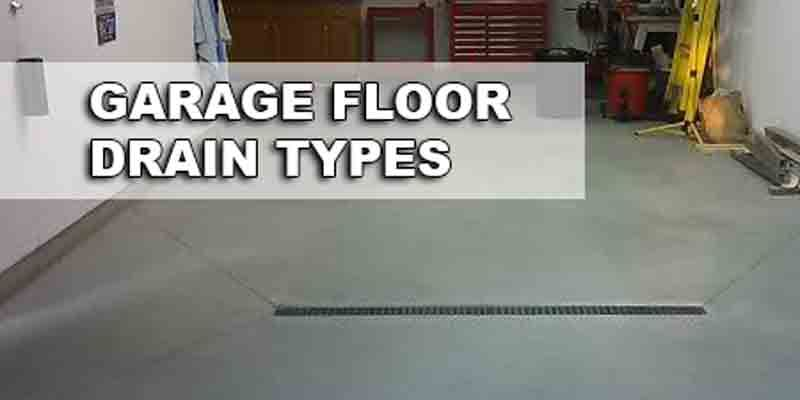 Garage Floor Drain Ideas Floor Drains Garage Floor Coatings