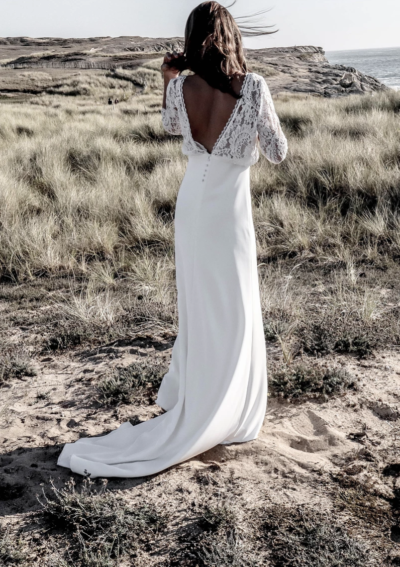 Robe Mado | Robe de mariee, Idées vestimentaires,