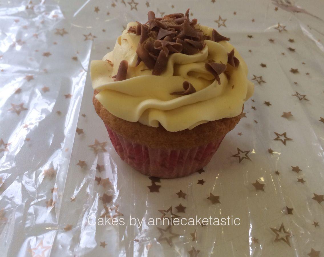 Baileys cupcake