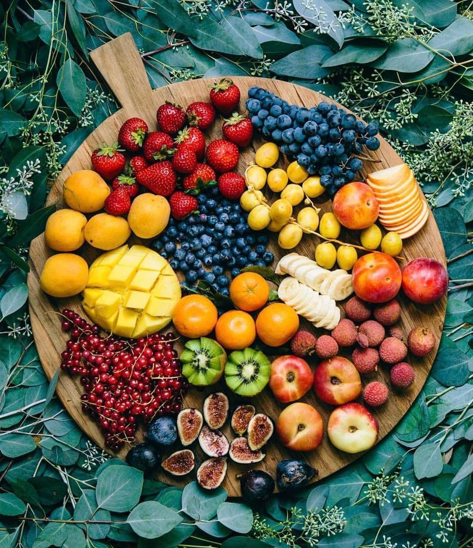 Tropical fruit healthylife pinterest gartenparty - Gartenparty essen ...