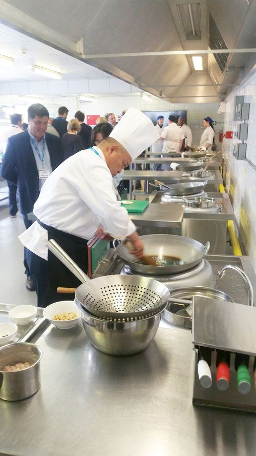 Target Engaged To Help Deliver UK's First Chinese Culinary