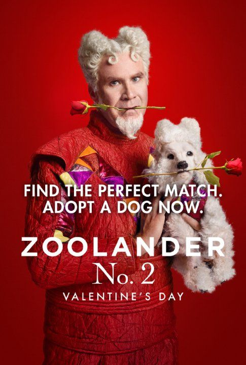 Zoolander 2  Valentines Cards  Zoolander Valentines and Will