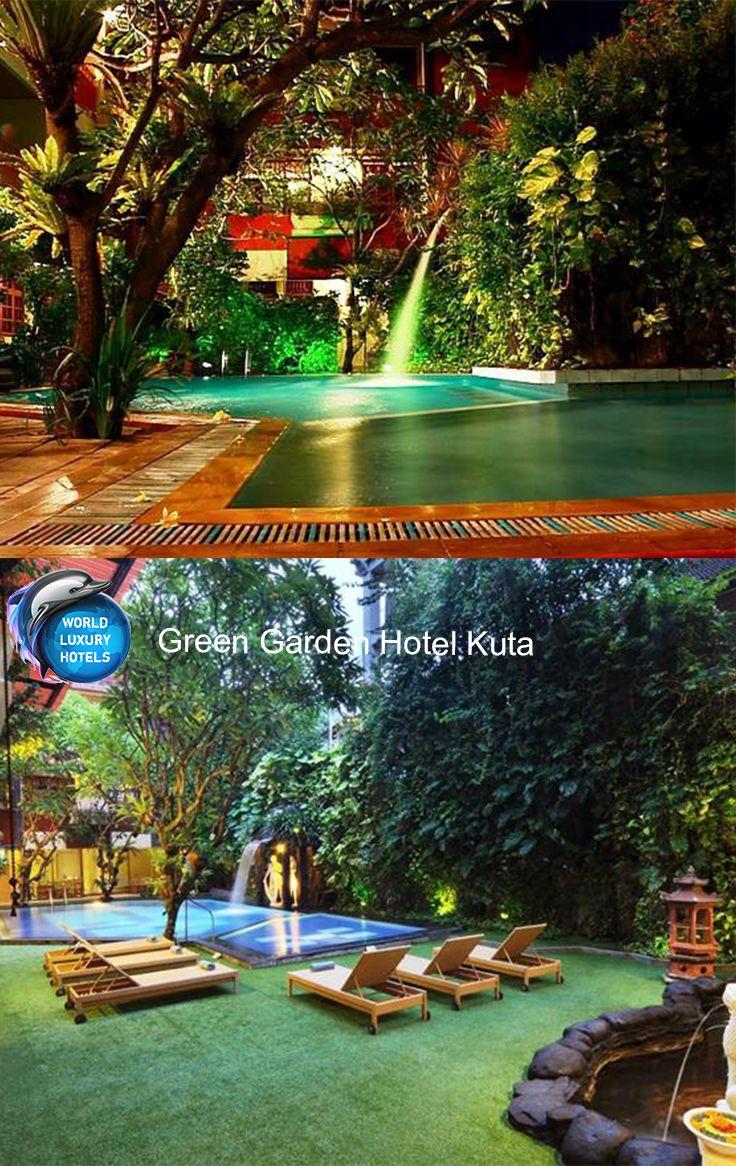 Green Garden Hotel Kuta #Hotel #Resort #Bali | Bali | Pinterest ...