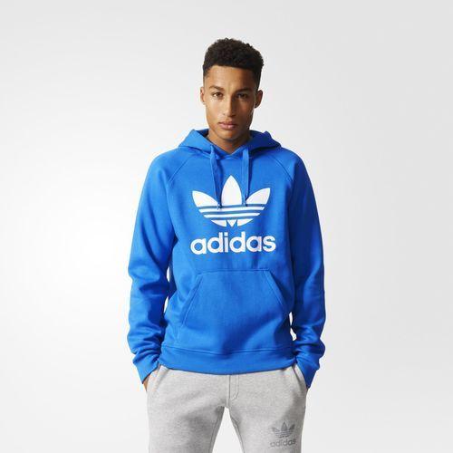 0fd0be8088 adidas Trefoil Hoodie - Grey | adidas US | Style | Threads | Adidas ...