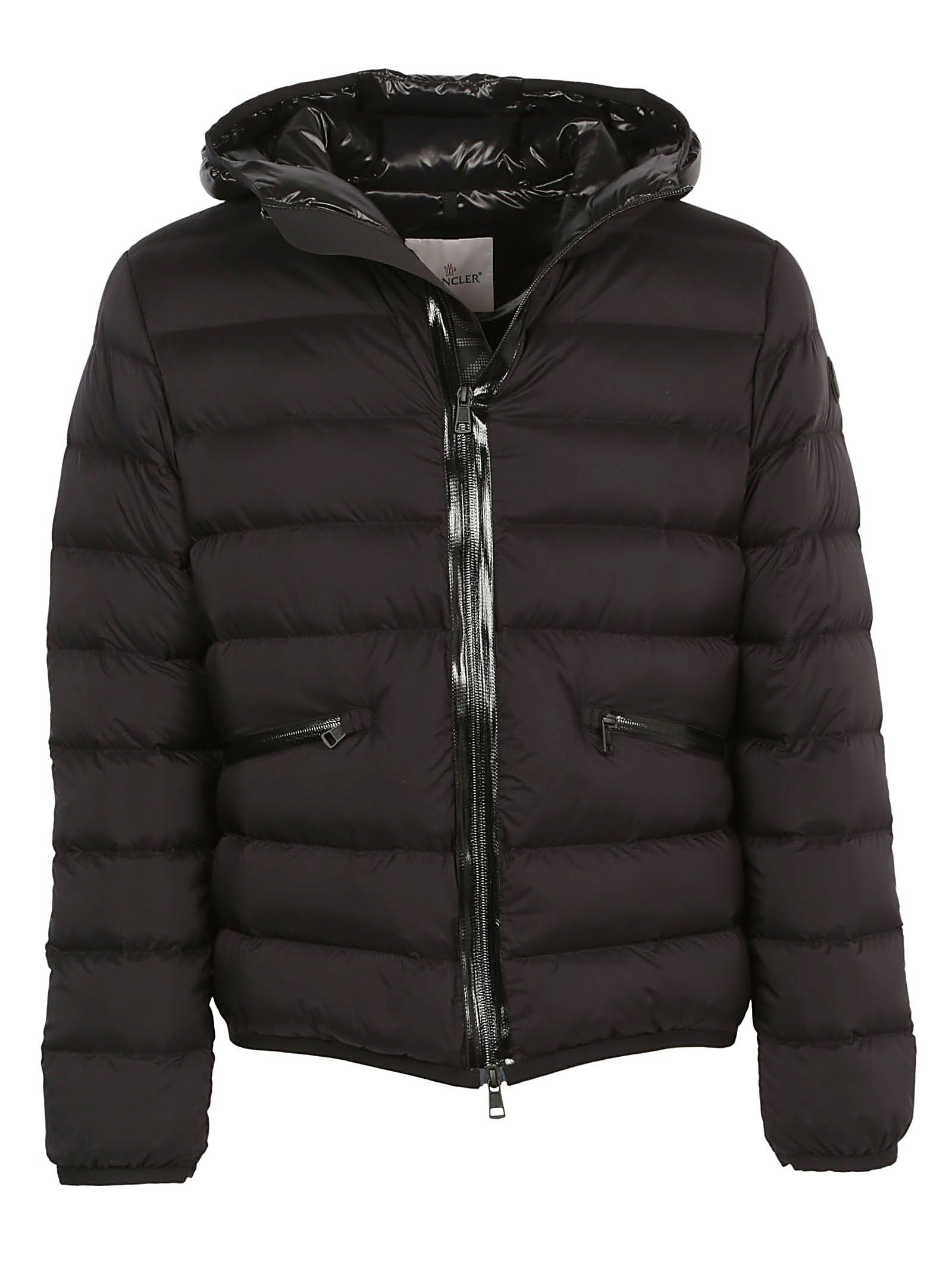 Moncler Achard Down Jacket In Black | Jackets, Down jacket