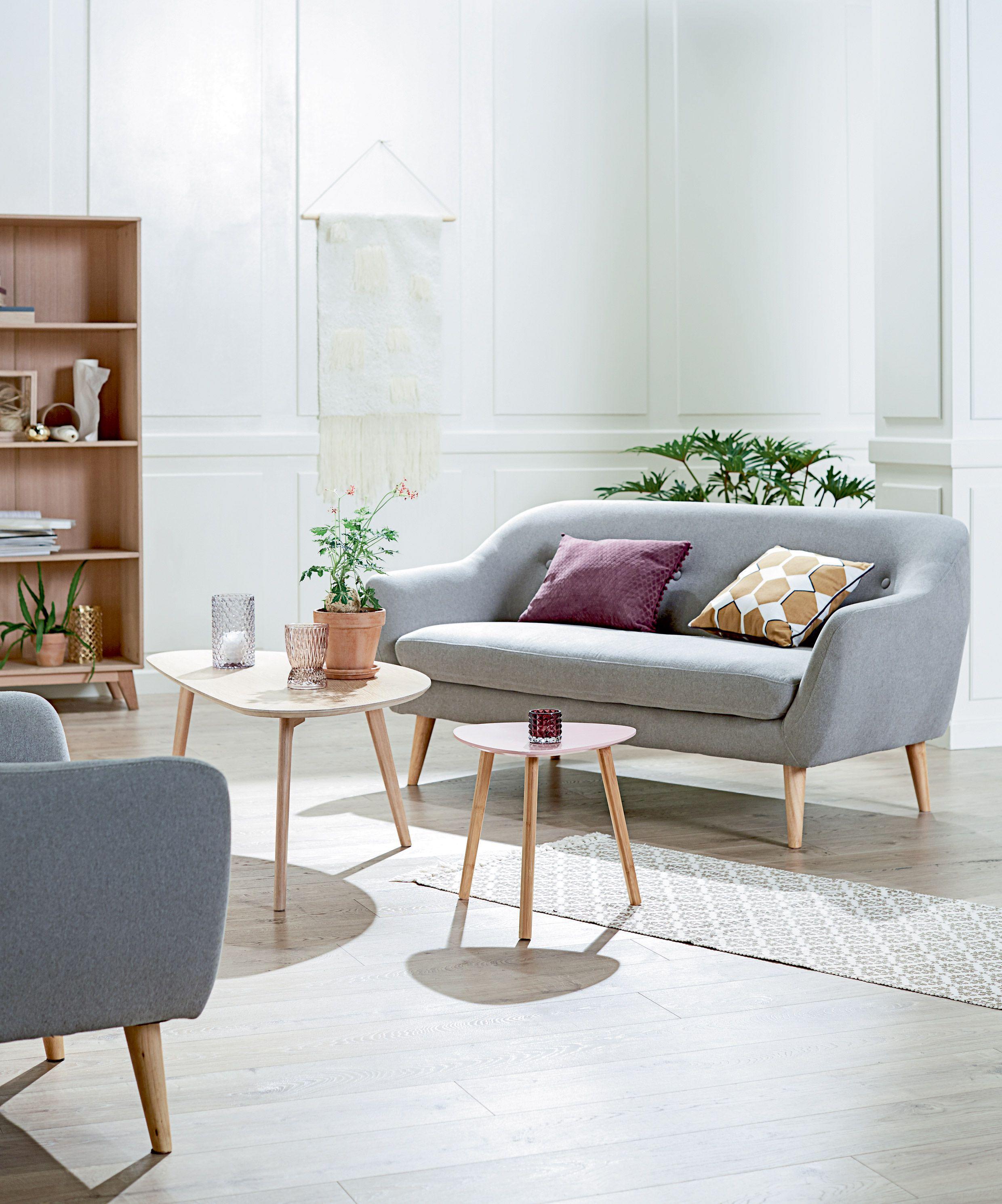 EGEDAL Sofa Lenestol TAPS Hjrnebord LEJRE