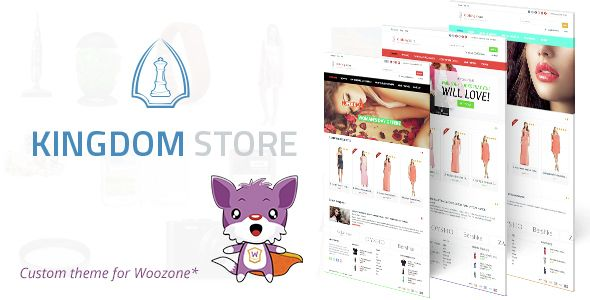 Kingdom - WooCommerce Amazon Affiliates Theme | Premium wordpress themes