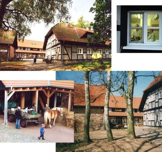 Familienreise mit Kind Auf dem Stolperhof auf Usedom
