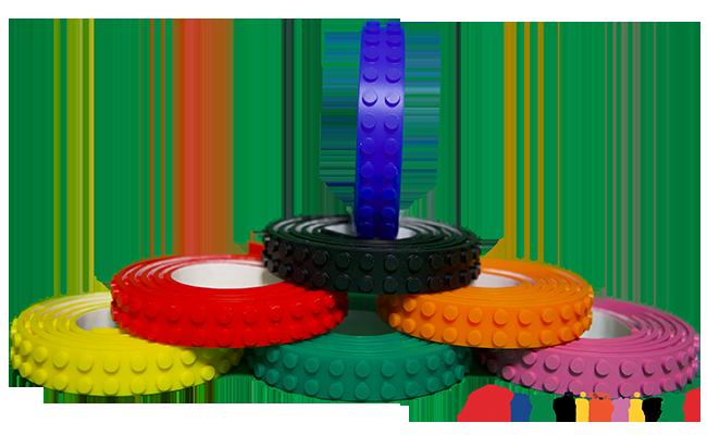 BendiBricks single roll lego tape | Gift Ideas | Pinterest | Legos ...