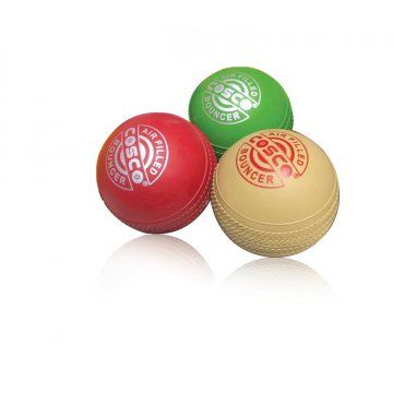 Product Description The Cosco Bouncer Tennis Ball Rubber Balls Packed In Pvc Bag Of 10 Balls Features Rubber Balls Packed In Tennis Ball Cosco Bouncers