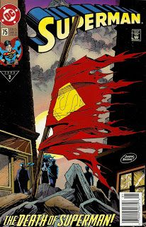 La Muerte De Superman Comic Español Descargar La Muerte De Superman Portada De Historieta Marvel Cómics
