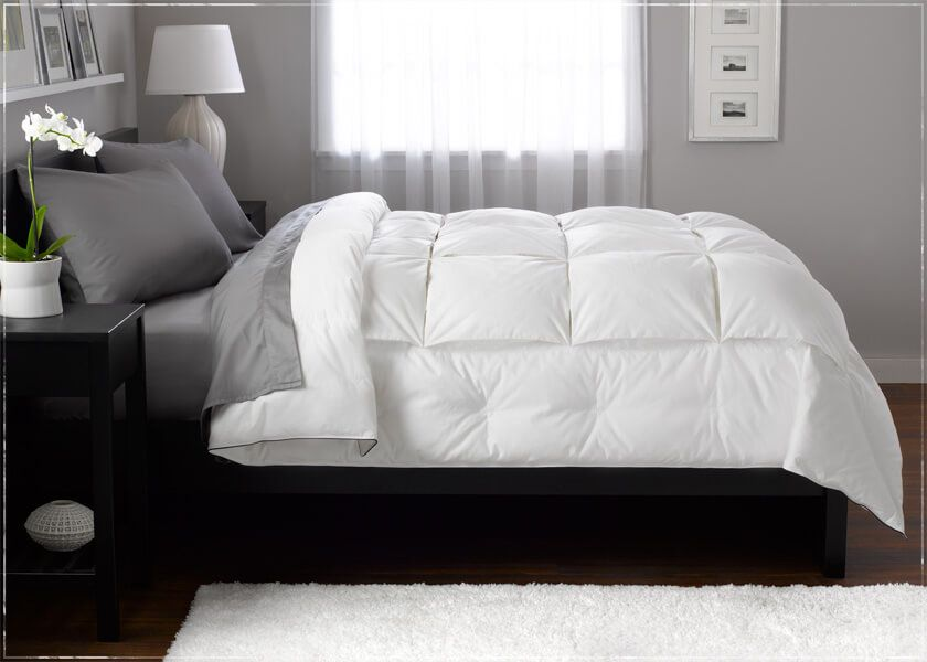 Best Way To Wash A Down Comforter Down Comforter Cleaning Hacks