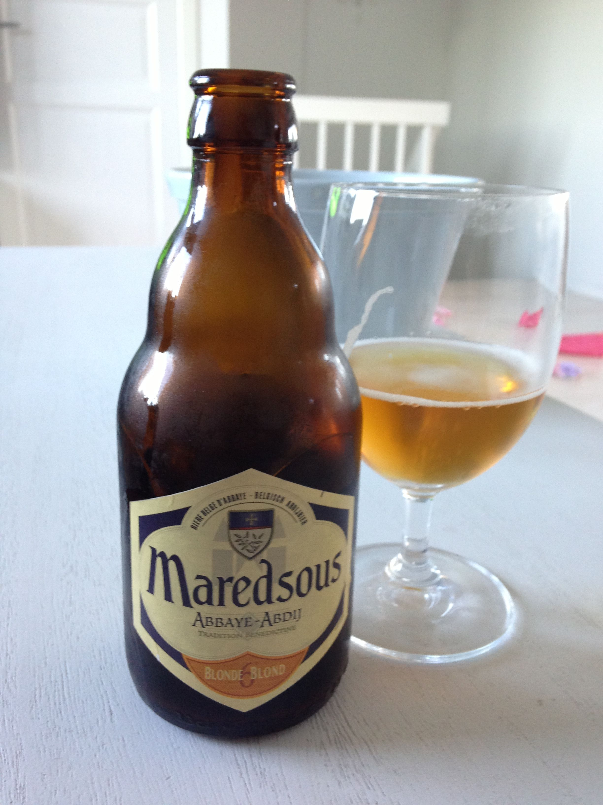 Maredsous Blond is the shit!